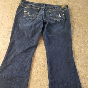 American Eagle Slim Boot Jeans 16 Regular